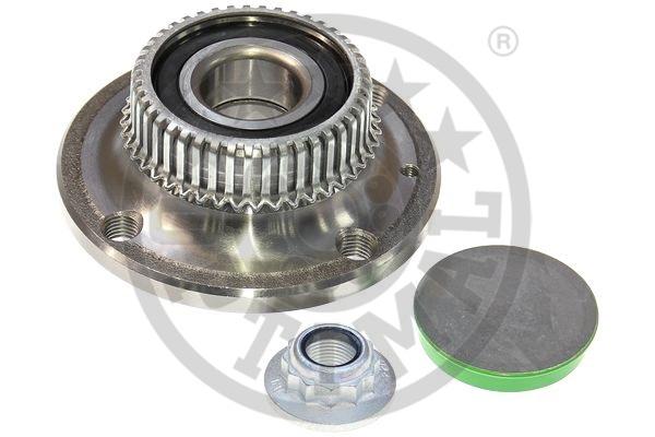 Jeu de roulements de roue - OPTIMAL - 102158
