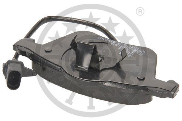 Kit de plaquettes de frein, frein à disque - OPTIMAL - 12128