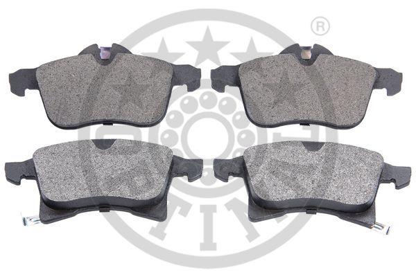 Kit de plaquettes de frein, frein à disque - OPTIMAL - 12174