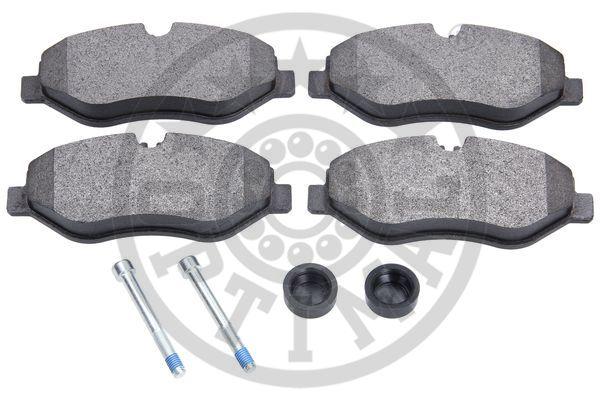 Kit de plaquettes de frein, frein à disque - OPTIMAL - 12301