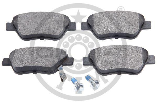 Kit de plaquettes de frein, frein à disque - OPTIMAL - 12324