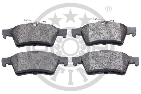 Kit de plaquettes de frein, frein à disque - OPTIMAL - 12336