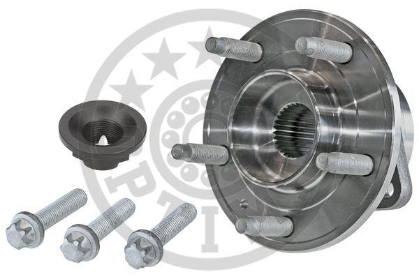 Jeu de roulements de roue - OPTIMAL - 201211