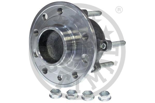 Jeu de roulements de roue - OPTIMAL - 202519