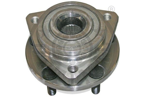 Jeu de roulements de roue - OPTIMAL - 250336