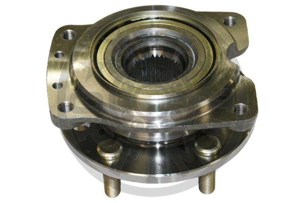 Jeu de roulements de roue - OPTIMAL - 251342