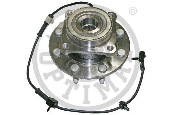 Jeu de roulements de roue - OPTIMAL - 251347