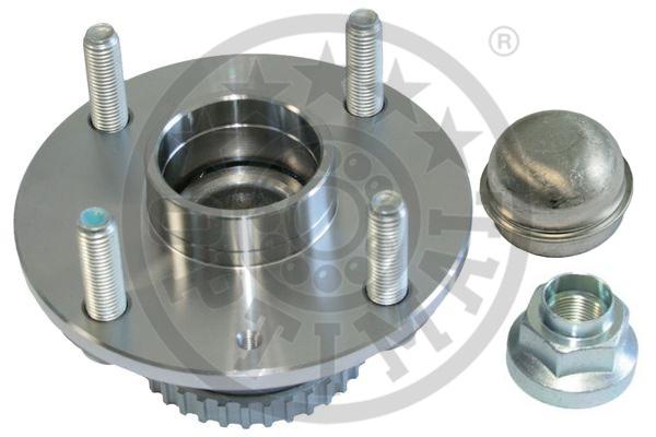Jeu de roulements de roue - OPTIMAL - 252737