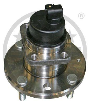 Jeu de roulements de roue - OPTIMAL - 252785