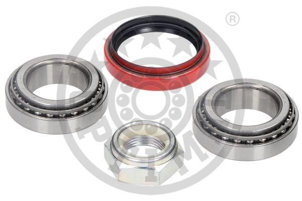 Jeu de roulements de roue - OPTIMAL - 301038