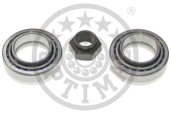Jeu de roulements de roue - OPTIMAL - 301180