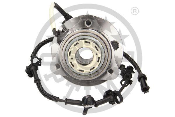 Jeu de roulements de roue - OPTIMAL - 301773