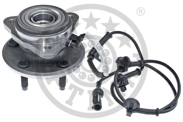 Jeu de roulements de roue - OPTIMAL - 301791
