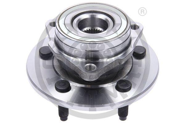 Jeu de roulements de roue - OPTIMAL - 301974