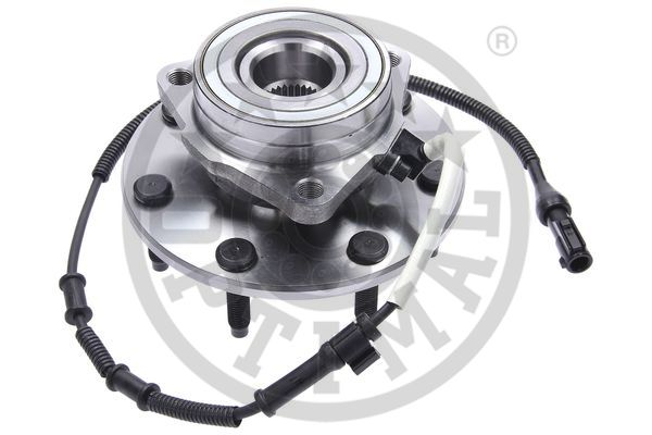 Jeu de roulements de roue - OPTIMAL - 301975