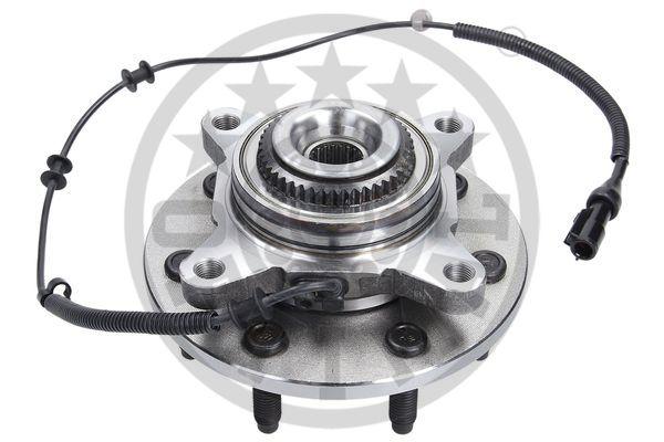 Jeu de roulements de roue - OPTIMAL - 301980