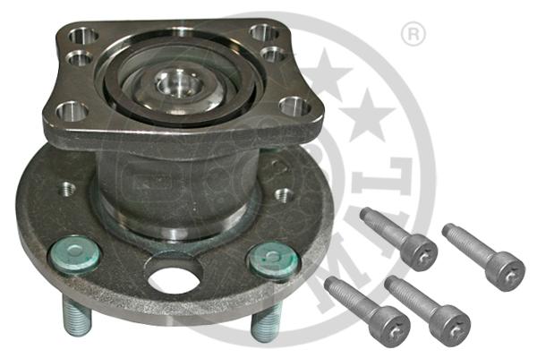 Jeu de roulements de roue - OPTIMAL - 302101