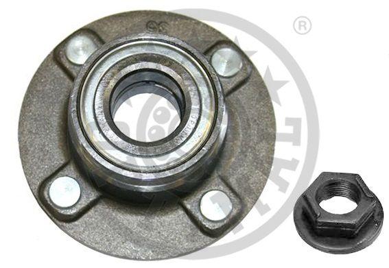 Jeu de roulements de roue - OPTIMAL - 302186