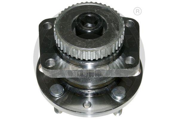 Jeu de roulements de roue - OPTIMAL - 302192