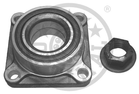 Jeu de roulements de roue - OPTIMAL - 302196