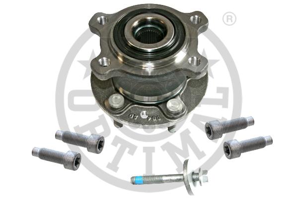 Jeu de roulements de roue - OPTIMAL - 302502