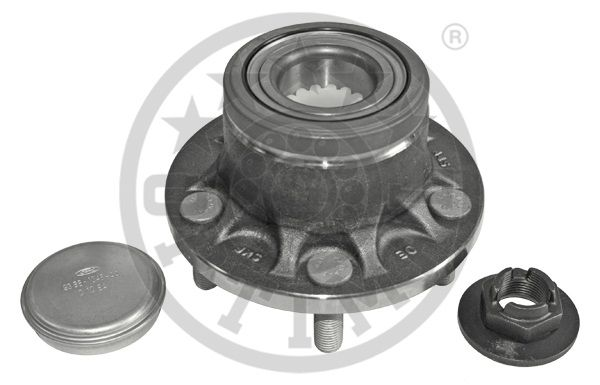 Jeu de roulements de roue - OPTIMAL - 302577