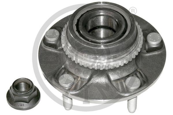 Jeu de roulements de roue - OPTIMAL - 302901