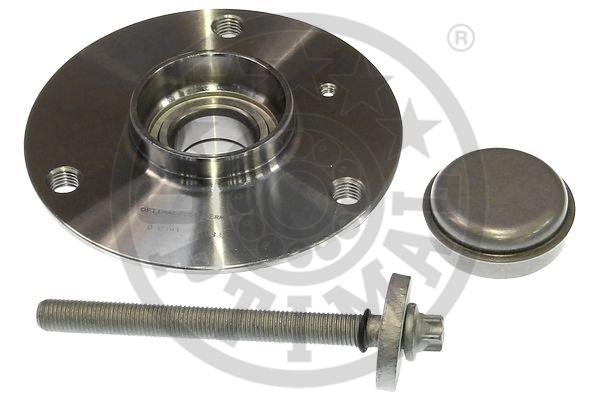 Jeu de roulements de roue - OPTIMAL - 401300