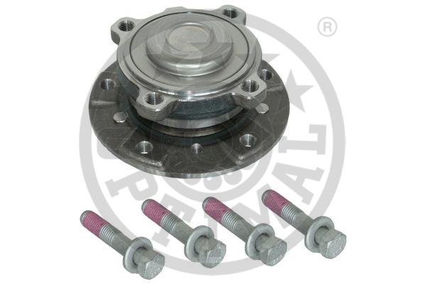Jeu de roulements de roue - OPTIMAL - 501603
