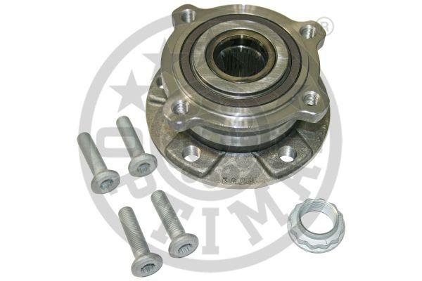 Jeu de roulements de roue - OPTIMAL - 501701