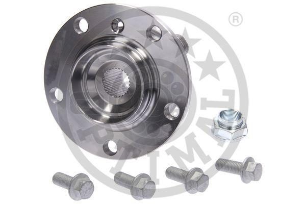 Jeu de roulements de roue - OPTIMAL - 501773
