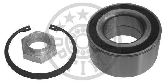 Jeu de roulements de roue - OPTIMAL - 502127