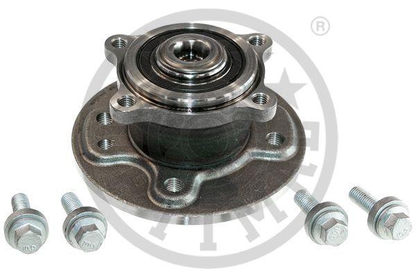 Jeu de roulements de roue - OPTIMAL - 502163