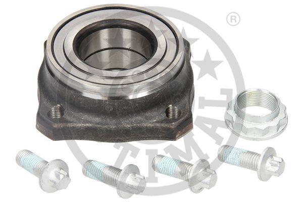 Jeu de roulements de roue - OPTIMAL - 502504