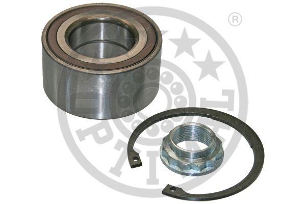 Jeu de roulements de roue - OPTIMAL - 502691