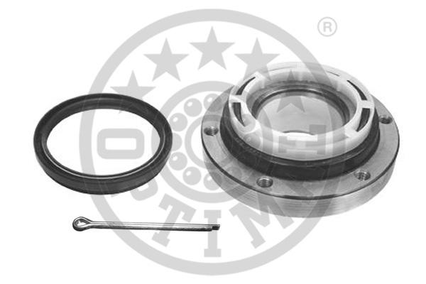 Jeu de roulements de roue - OPTIMAL - 601434