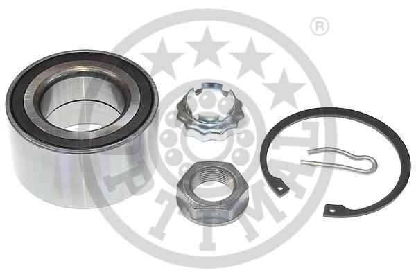 Jeu de roulements de roue - OPTIMAL - 601675