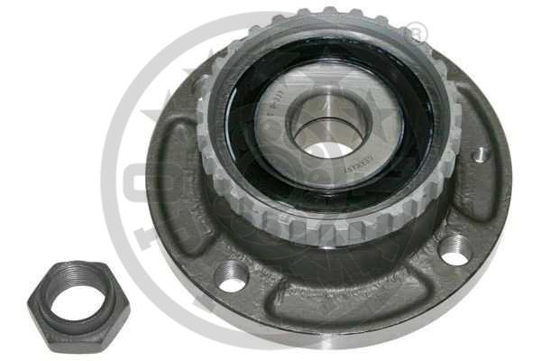 Jeu de roulements de roue - OPTIMAL - 602314