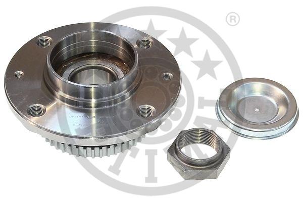 Jeu de roulements de roue - OPTIMAL - 602339
