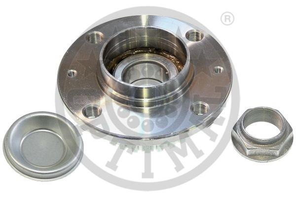 Jeu de roulements de roue - OPTIMAL - 602367