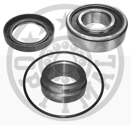 Jeu de roulements de roue - OPTIMAL - 602430