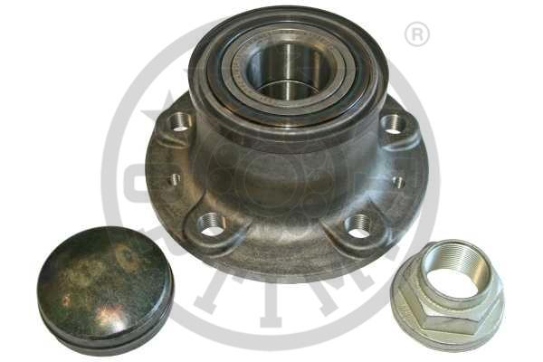Jeu de roulements de roue - OPTIMAL - 602553