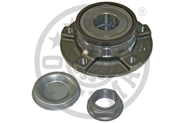Jeu de roulements de roue - OPTIMAL - 602681