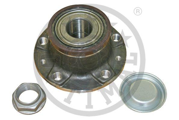 Jeu de roulements de roue - OPTIMAL - 602683