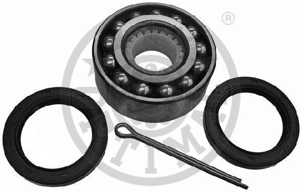 Jeu de roulements de roue - OPTIMAL - 602865