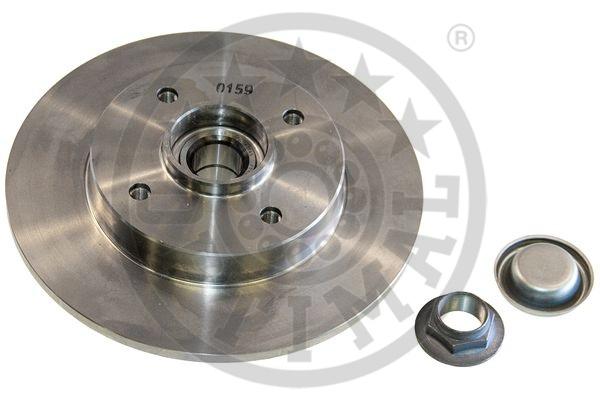 Jeu de roulements de roue - OPTIMAL - 602883BS1