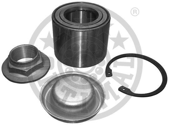 Jeu de roulements de roue - OPTIMAL - 602883