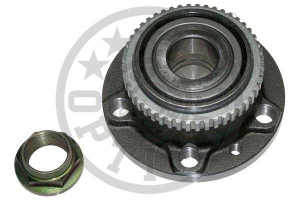 Jeu de roulements de roue - OPTIMAL - 682305