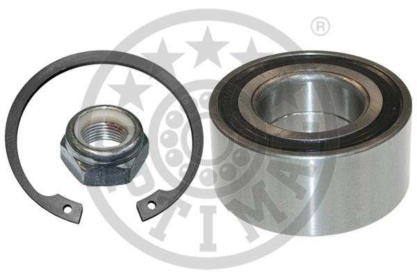 Jeu de roulements de roue - OPTIMAL - 701404