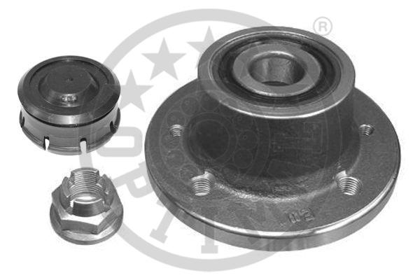 Jeu de roulements de roue - OPTIMAL - 702309
